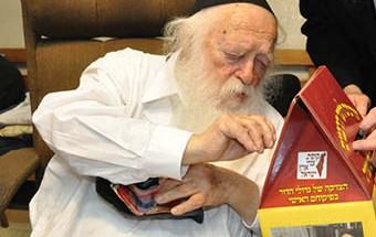 Notre Maitre le Gaon Rav H. Kaniewsky Chlita